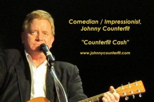 Johnny Counterfit October 9th